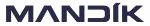 logo MANDÍK, a.s.