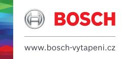 logo Bosch Termotechnika s.r.o. - obchodní divize Bosch Junkers