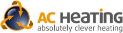 logo AC Heating - tepelná čerpadla sinvertorem