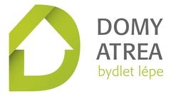 logo Domy ATREA - komplexní řešení pasivních a nízkoenergetických domů