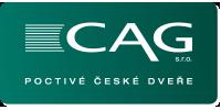 logo CAG s.r.o.