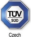 logo TÜV SÜD Czech s.r.o.