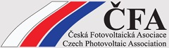 logo Česká fotovoltaická asociace, z. s.