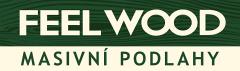 logo FEELWOOD - masivní podlahy