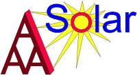 logo AAA Solar s.r.o.