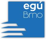 logo EGÚ Brno, a. s.
