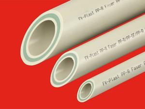 FV PPR a FASER - systém pro tlakové rozvody vody, topení a vzduchu