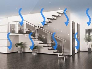 FV KLIMA - systém pro velkoplošné sálavé chlazení