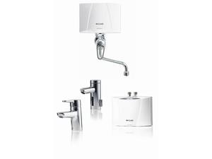 CLAGE malé elektrické průtokové ohřívače vody