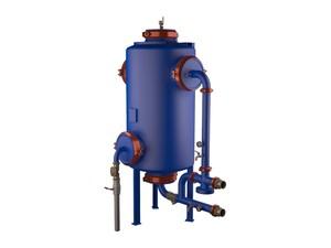 Úpravny teplé a chladicí vody EuroClean KEUV