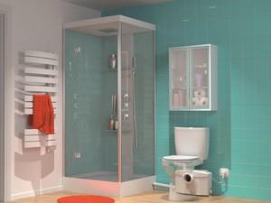 SANIPRO Silence - WC a koupelna kdekoli