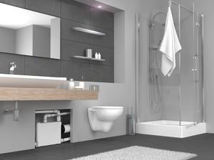 SANIPACK - závěsné WC a koupelna kdekoli