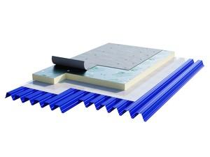 Použití Therma™ TR26 FM na zateplení plochých střech