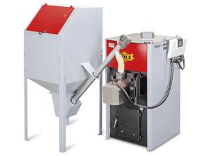 Automatický teplovodní kotel ROJEK KTP PELLET