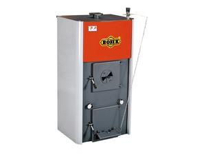 Teplovodní kotel ROJEK KTP na ruční přikládání