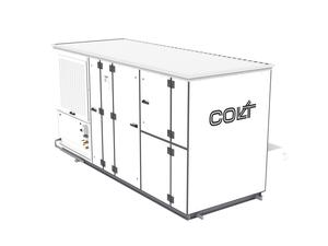 Systém adiabatického chlazení CoolStream S•T•A•R & V