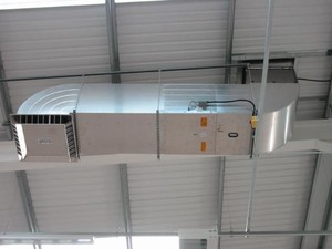 Decentralizovaný vzduchotechnický systém ColtAir