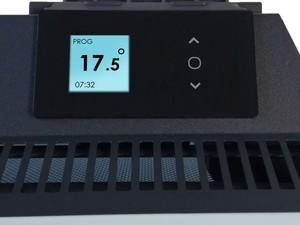 Termostat s LCD displejem a týdenním programem