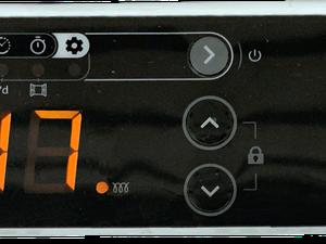 Digitální termostat konvektoru Atlantic F125-D