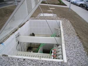 AS-VARIOcomp N - čistírna odpadních vod
