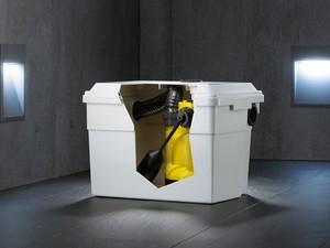Ama-Drainer-Box (zařízení na přečerpávání odpadní vody)
