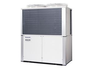 Klimatizační zařízení VRF s elektrickým/plynovým pohonem pro komerční a průmyslové aplikace Panasonic ECOg