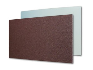 nízkoteplotní sálavý panel ECOSUN