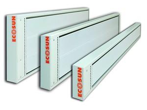 vysokoteplotní sálavý panel ECOSUN S+