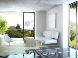 Komfortní podlahové vytápění ECOFILM
