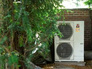 Venkovní jednotka tepelného čerpadla Zubadan Inverter PUHZ-SHW140YHA (14 kW)