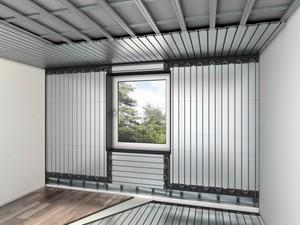 Podlahové, stěnové a stropní topení a chlazení ROTH