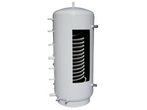 Akumulační nádrže a ohřívače