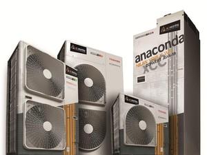 Tepelná čerpadla AC Heating Convert AW