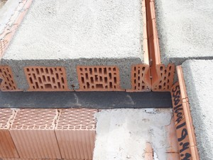 Keramické stropní panely HELUZ