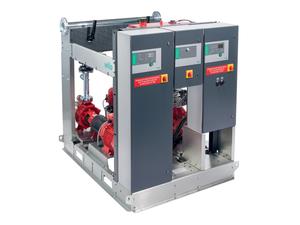 Stabilní hasicí zařízení (SiFire EN, plynové, mlhové)