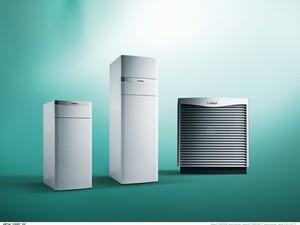 Tepelná čerpadla flexoTHERM/flexoCOMPACT exclusive vzduch/voda